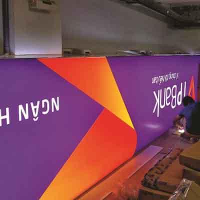 bảng hiệu quảng cáo đèn LED ở Tân Bình